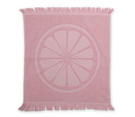 Ποτηρόπανο φροτέ (50x50) Juicy Pink Kitchen Collection - Nef-Nef