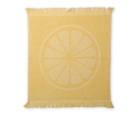 Ποτηρόπανο φροτέ (50x50) Juicy Yellow Kitchen Collection - Nef-Nef