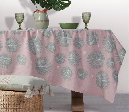 Τραπεζομάντηλο 140x140 Harmony Kitchen & Dining Room Collection - Nef-Nef
