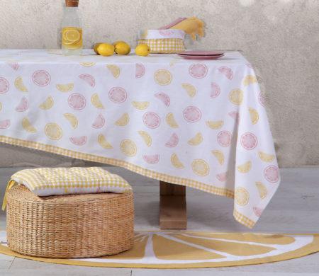 Τραπεζομάντηλο 140x140 Juicy Kitchen & Dining Room Collection - Nef-Nef