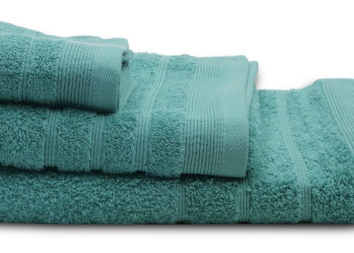 Πετσέτες μπάνιου (σετ 3τμχ) sunshine 500gsm petrol 20
