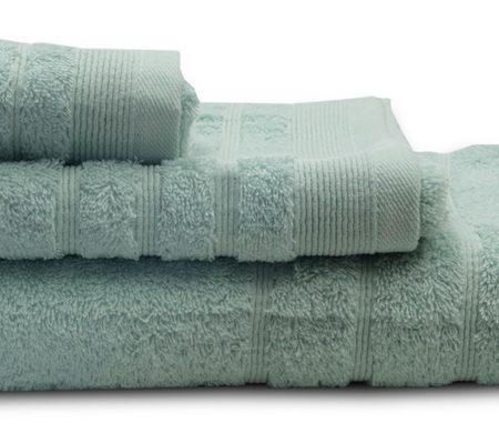 Πετσέτες μπάνιου (σετ 3τμχ) sunshine 500gsm l.aqua 22