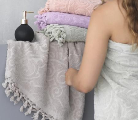 Πετσέτα Λουτρού Palamaiki Towels Collection 70x140 ANITA