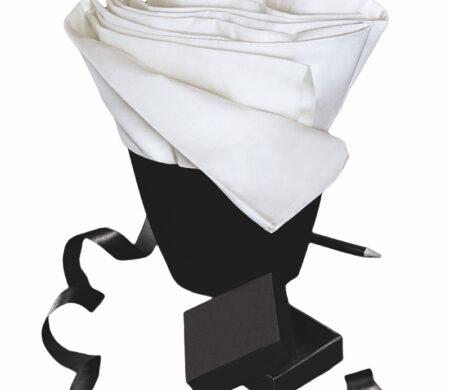 Σεντόνι Διπλό Υπέρδιπλο Flat (205X260) Μονόχρωμο White Melinen Urban