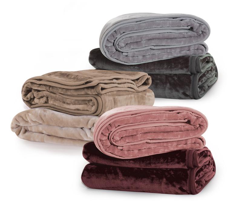 Κουβέρτα Υπέρδιπλη 240Χ220 Nef Nef Polyester Loft