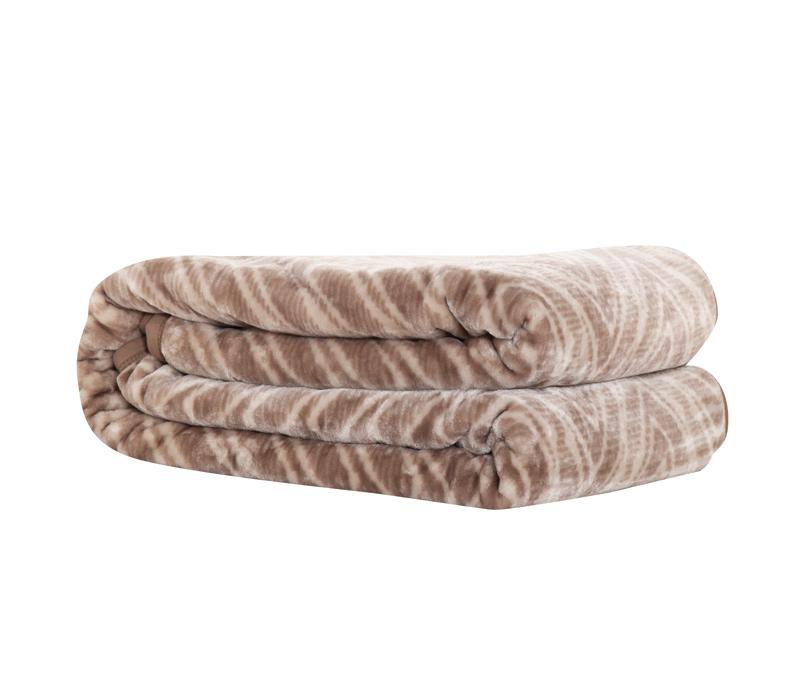 Κουβέρτα υπέρδιπλη 220Χ240 Nef Nef Visual Beige